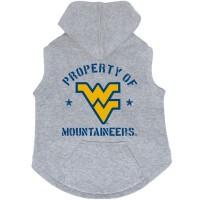 West Virginia Mountaineers Pet Hoodie Sweatshirt