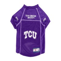 TCU Horned Frogs Mesh Pet Jersey
