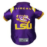 LSU Tigers Pet Premium Jersey