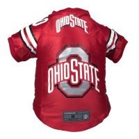 Ohio State Buckeyes Pet Premium Jersey