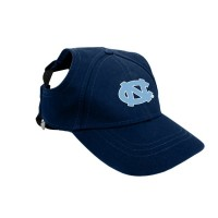 North Carolina Tarheels Pet Baseball Hat