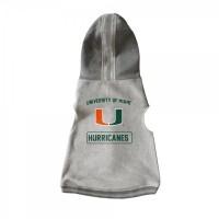 Miami Hurricanes Pet Crewneck Hoodie