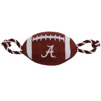 Alabama Crimson Tide Pet Nylon Football