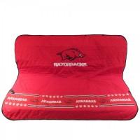 Arkansas Razorbacks Pet Car Seat Cover