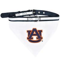 Auburn Dog Collar Bandana