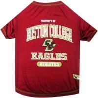 Boston College Eagles Pet T-Shirt