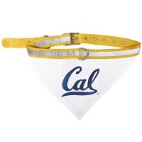 Cal Berkeley Pet Collar Bandana