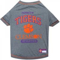 Clemson Tigers Pet T-Shirt