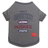 UConn Huskies Pet T-Shirt
