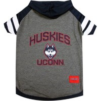UConn Huskies Pet Hoodie T-Shirt