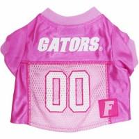 Florida Gators Pink Dog Jersey