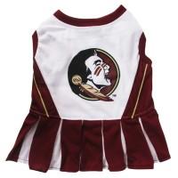 Florida State Seminoles Cheerleader Pet Dress
