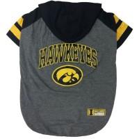 Iowa Hawkeyes Pet Hoodie T-Shirt