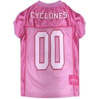 Iowa State Cyclones Pink Pet Jersey
