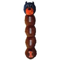 Illinois Fighting Illini Pet Mascot Toy