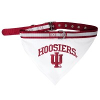 Indiana Hoosiers Pet Collar Bandana