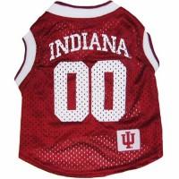 Indiana Hoosiers Pet Basketball Tank Jersey