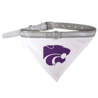 Kansas State Pet Collar Bandana