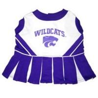 Kansas State Wildcats Cheerleader Pet Dress