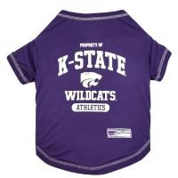 Kansas State Wildcats Pet Tee Shirt
