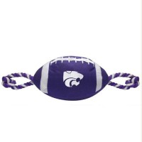 Kansas State Wildcats Pet Nylon Football
