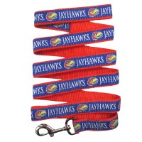 Kansas Jayhawks Pet Leash By Pets First