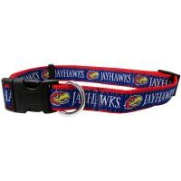 Kansas Jayhawks Pet Collar By Pets First