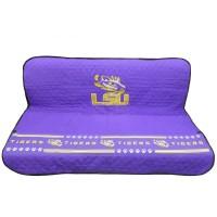 LSU Tigers Pet Car Seat Cover