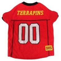 Maryland Terrapins  Pet Jersey