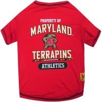 Maryland Terrapins Pet T-Shirt
