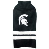 Michigan State Dog Sweater