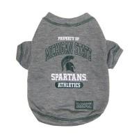 Michigan State Spartans Dog T-Shirt
