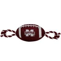 Mississippi State Bulldogs Pet Nylon Football