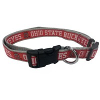 Ohio State Buckeyes Pet Collar By Pets First