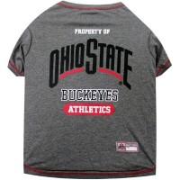 Ohio State Buckeyes Pet Tee Shirt