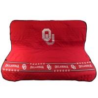 Oklahoma Sooners Pet Car Seat Cover