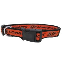 Oklahoma State Cowboys Pet Collar By Pets First
