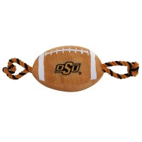 Oklahoma State Cowboys Pet Nylon Football