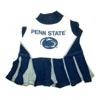 Penn State Nittany Lions Cheerleader Pet Dress