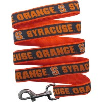 Syracuse Orange Pet Leash By Pets First