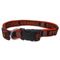Syracuse Orange Pet Collar By Pets First