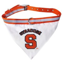 Syracuse Orange Pet Collar Bandana