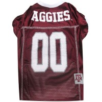 Texas A&M Aggies Pet Jersey