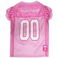 Tennessee Volunteers Pink Pet Jersey