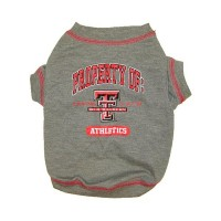 Texas Tech Red Raiders Dog T-Shirt