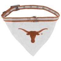 Texas Longhorns Dog Collar Bandana