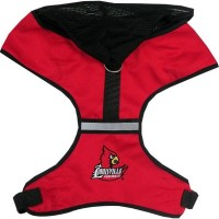 Louisville Cardinals Pet Hoodie Harness