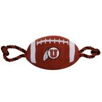 Utah Utes Pet Nylon Football