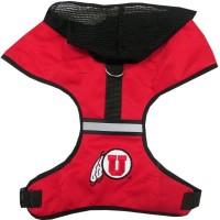 Utah Utes Pet Hoodie Harness