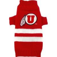 Utah Utes Pet Sweater